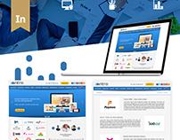 Intro LLC web design