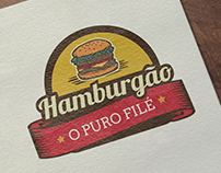 Hamburgão - O Puro Filé
