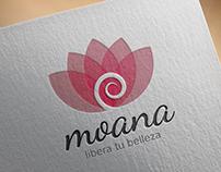 MOANA | Creación de Marca 2016