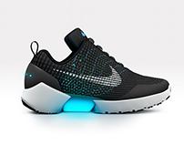 Step into the Future / Nike HyperAdapt 1.0