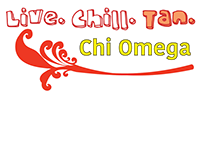Tanning Boutique Geofilter for Chi Omega