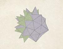 Origami Art | Brand identity