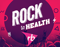 Rock in Health RB - Convenção 2019