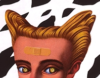 illustration Works:: Magazine cover