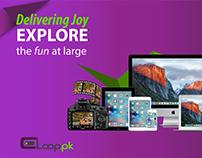 Eloop Google Advertising - Ecommerce Start Up