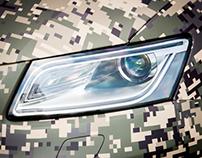 Audi q5 quattro design