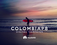 Huawei P8 - Digital Campaign