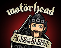 Lemmy Kilmister as Bitmoji