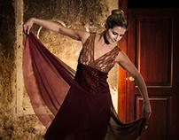 Editorial contemporary dance Valeria Aguirre