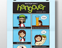 Hangover Infographic