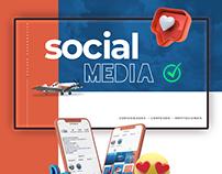 Social Media Seguro Aeronáutico