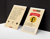 MAD MEN | Box Set Collection
