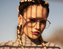 L.A DREAM Model: Marina Martos Soler Photo: Dani Gonz