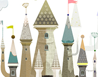 ILLUSTRATIONS FOR FAIRYTALES