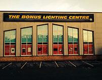 Bonus Electrical - Superstore Window