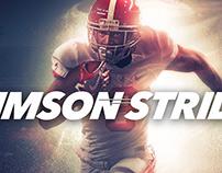 NFL Network: Crimson Stride. Back 2 Campus