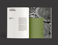 Landscape Architecture Publication