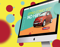 FIAT Costa Rica Website