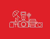 CameraLK - Logo Animation