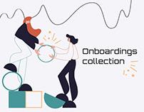 Big Set of Onboardings