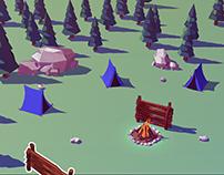 Types of Campfire (Kamp Ateşi Türleri)
