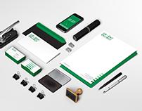 Greeny Energy  Kurumsal Kimlik Tasarımı, Logo Tasarımı