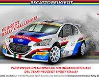 Peugeot #scattopeugeot