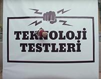 Teknoloji Testi #1
