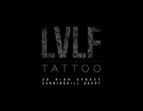 LVLF Tattoo Studio Advert