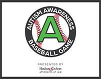 Autism Awareness Baseball Game 2020