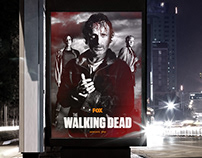 The Walking Dead - Poster Concept