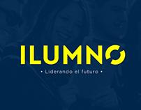 Ilumno - Web site - Social Media - Identity
