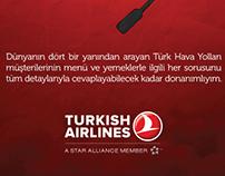 Türk Hava Yolları Call Center Kampanya