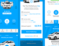 Vulog- Car Schedule App