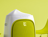 P&H air purifier and humidifier