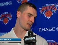 Knicks Sign Free Agent Mario Hezonja