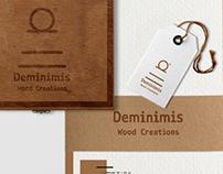 Deminimis | Brand Identity
