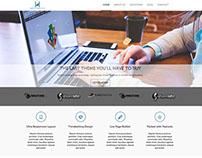 High-End Agency Pro WordPress Agencies Theme