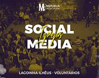 Social Media church (Igreja) - lagoinha Ilhéus #2