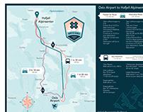 Norway 2017 XGames Map Design