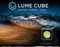 Lume Cube Flyer