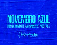 Novembro Azul - Filópequeno