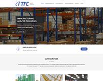 Website TFC - Wordpress