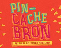 Pinche Cabrón - Mexican food BRANDING