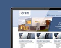 EGM | Página Web