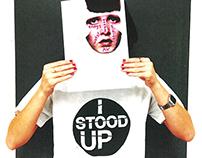 I Stood Up to Violence