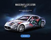 Maserati Art