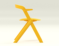 BIK chair