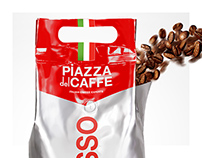 PIAZZA del CAFFE coffee package