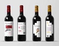 WÜNEN | Colección de vinos varietales y reserva
